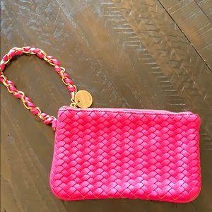 Pink Deux Lux Clutch